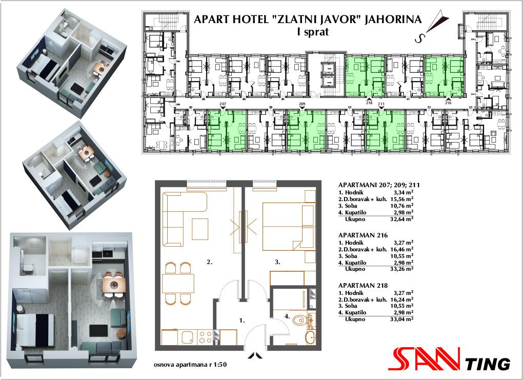 Apartman 207
