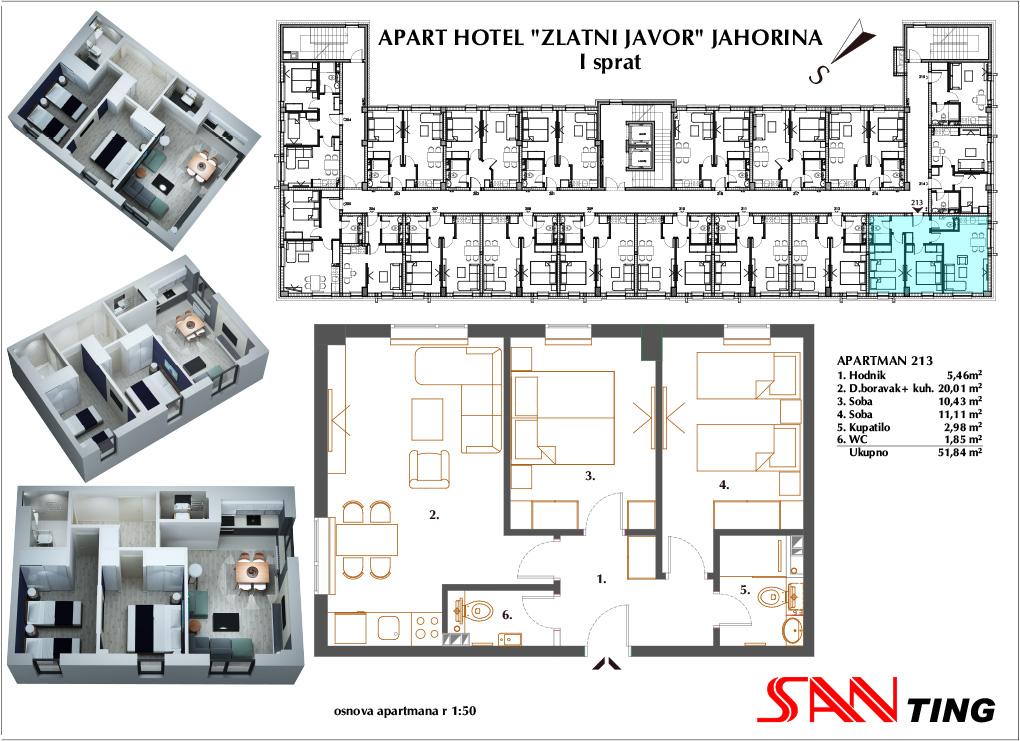 Apartman 213