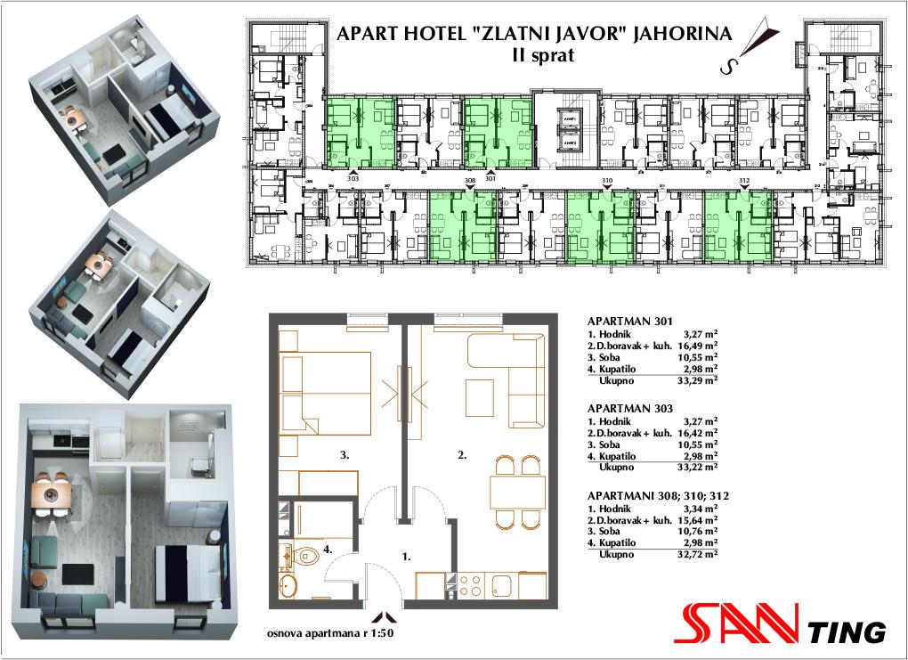 Apartman 301