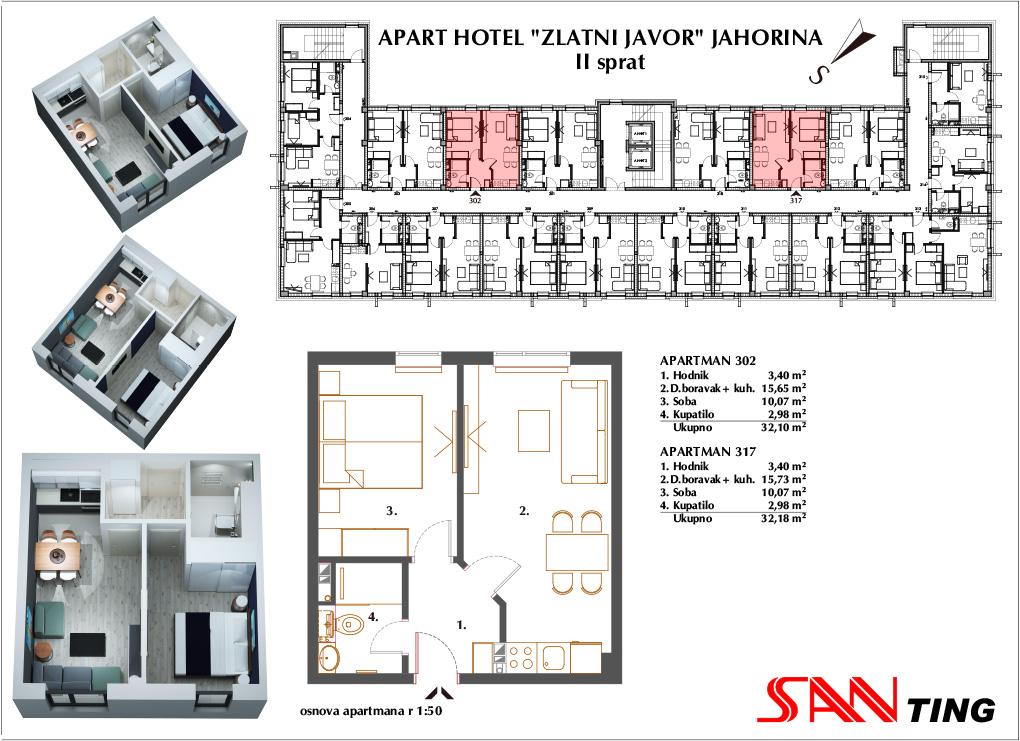 Apartman 302