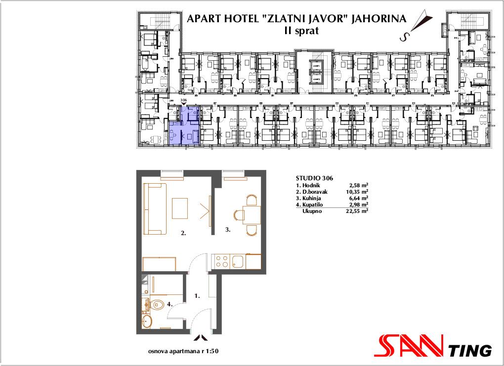 Apartman 306
