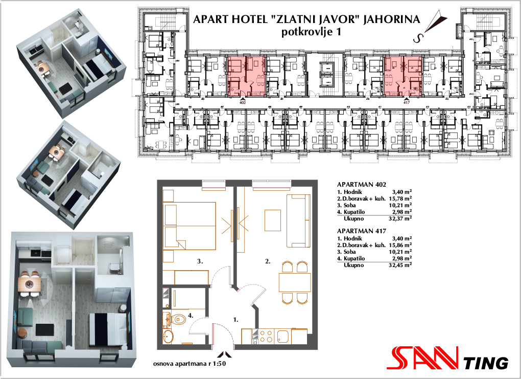 Apartman 402