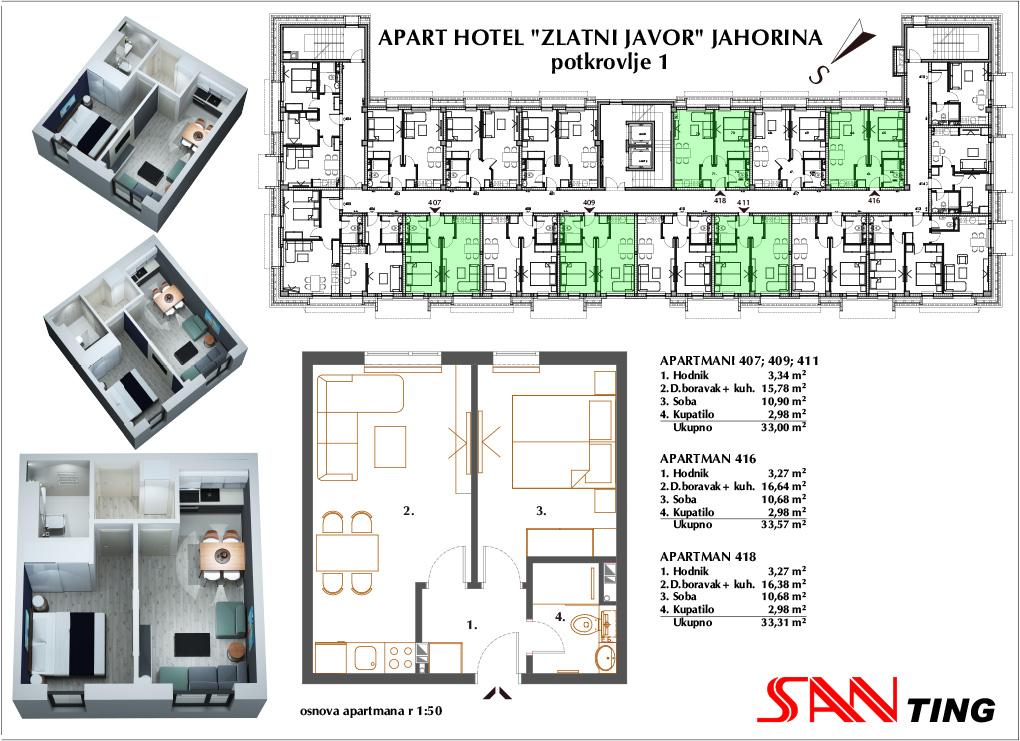 Apartman 407