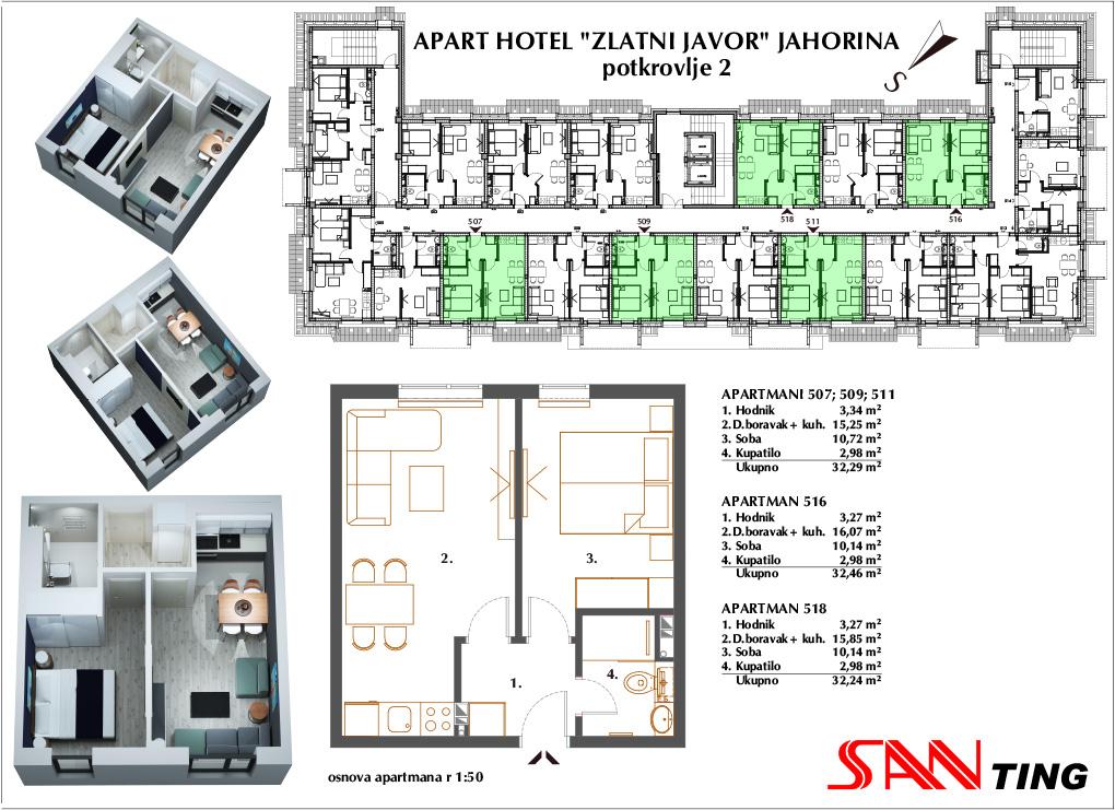 Apartman 507