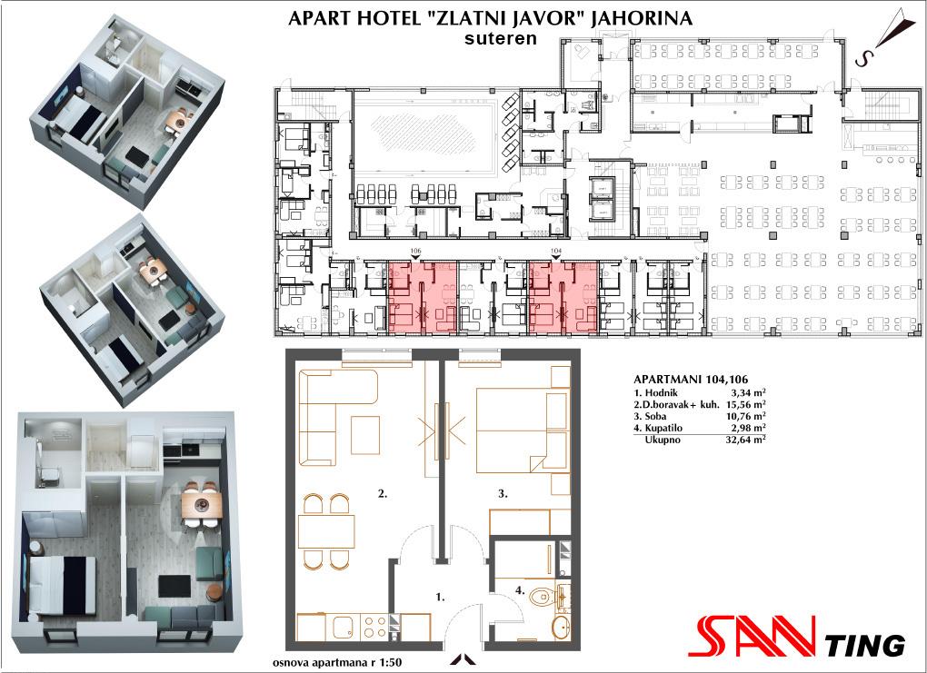 Apartman 104