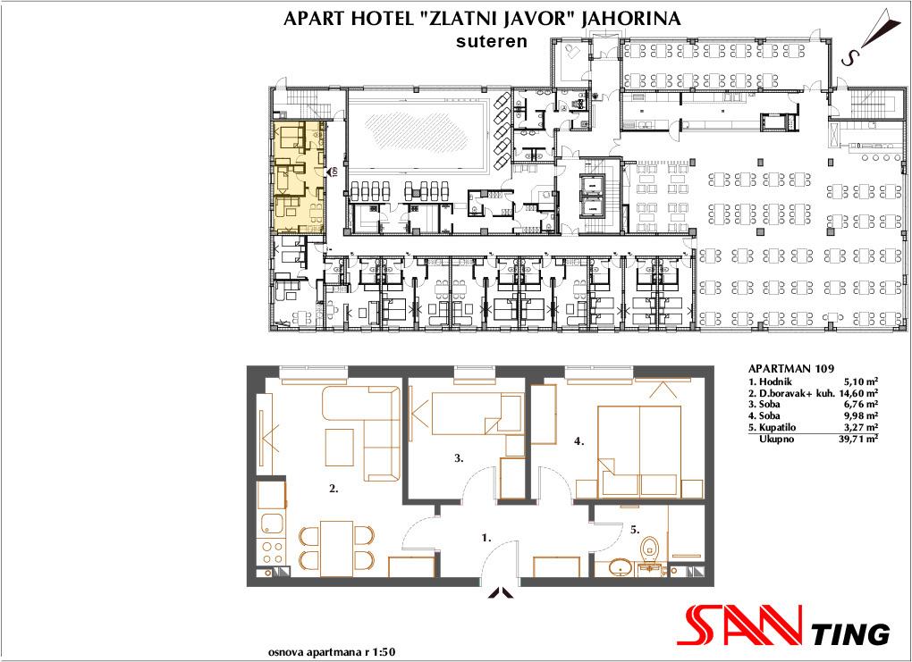 Apartman 109