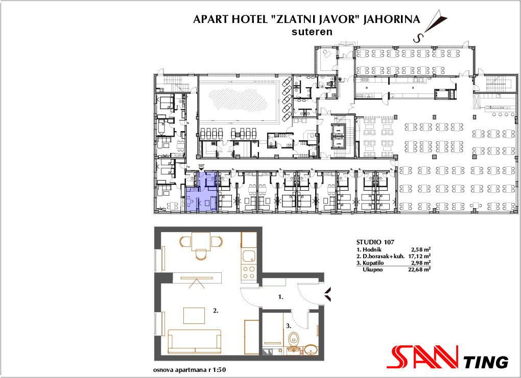 Apartman 107